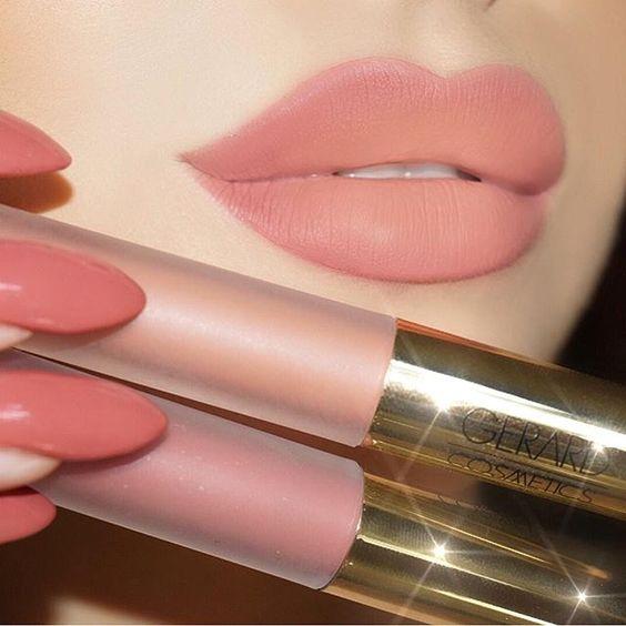Gerard Cosmetics Matte Lips ____   Serenity & Aphrodite in ...