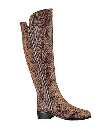 Donald J Pliner Nova Riding Boots | Dillards.com