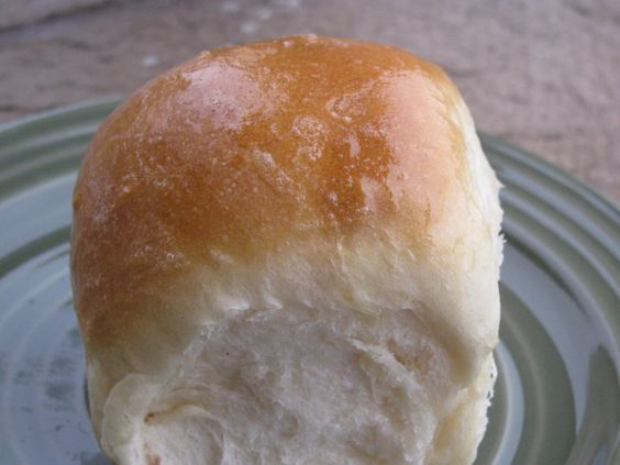 Anissa's Kitchen: Honey Yeast Rolls
