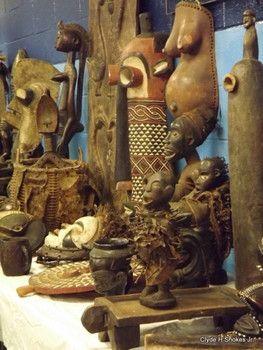 Nelson Garrett's antique show May-June 2014-slide2