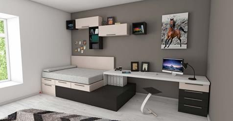 Budget Friendly Gadgets For A Smart Home Apartment Decor Home Shelves In Bedroom