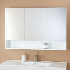 """48"""" Kyra Medicine Cabinet - Medicine Cabinets - Bathroom"""