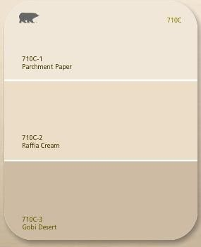 Wall color behr paint from home depot in gobi desert for Behr neutral beige paint colors