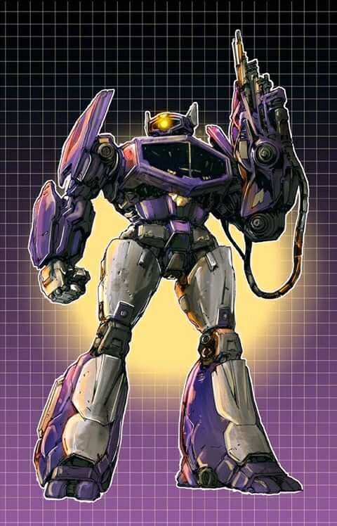 G1 Shockwave From The Bumblebee Movie Transformers Decepticons