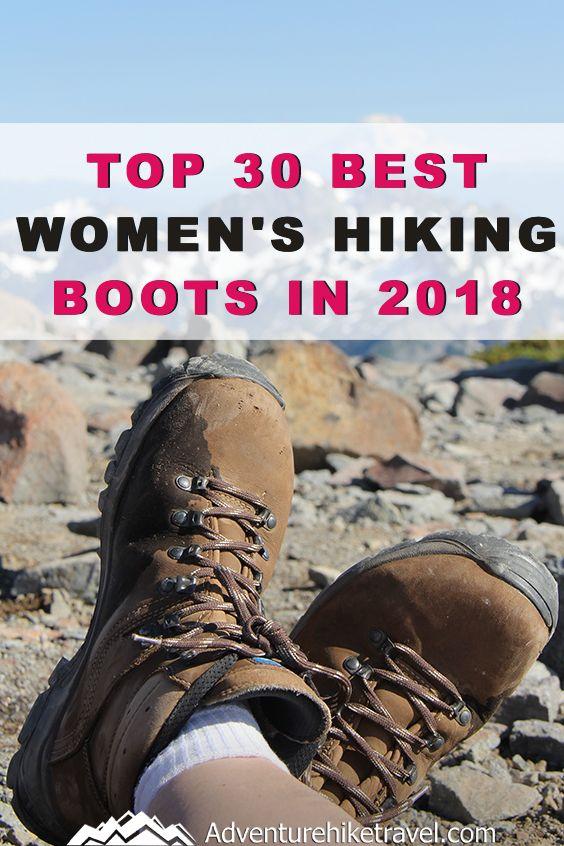 Top 30 Best Women's Hiking Boots In
