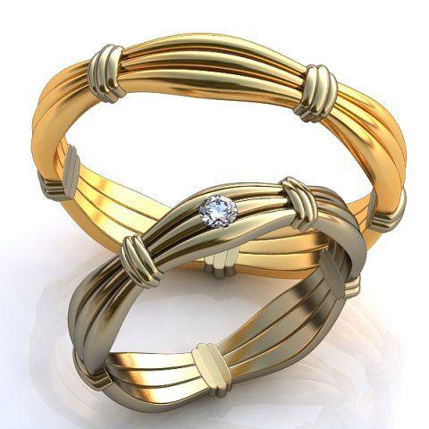 Wedding ring 368 w