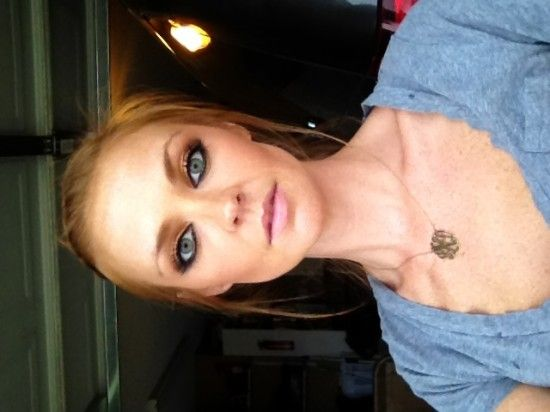 I used a dark brown for the otter v and then used a pink color that has a tad bit of orange in it for the crease. I use the gorgeous Gold Digger form makeup geek shadows for the lid and the inner portion under the eye. Both water lines were done with a kohl [...]