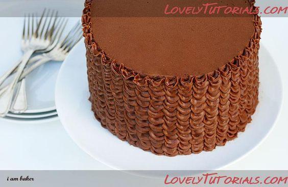 Cake Decorating Ruffle Tips : Pinterest   The world s catalog of ideas