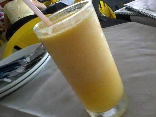 Carne de Sol 1008 - Suco de Maracujá