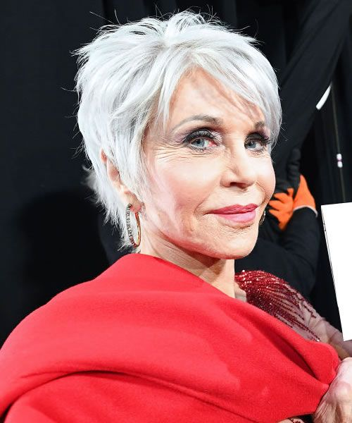 Short Haircuts For Women Over 65 In 2020 2021 Page 4 Of 5 In 2020 Haircut Gray Hair Older Woman Short Haircut Short Hair Over 60
