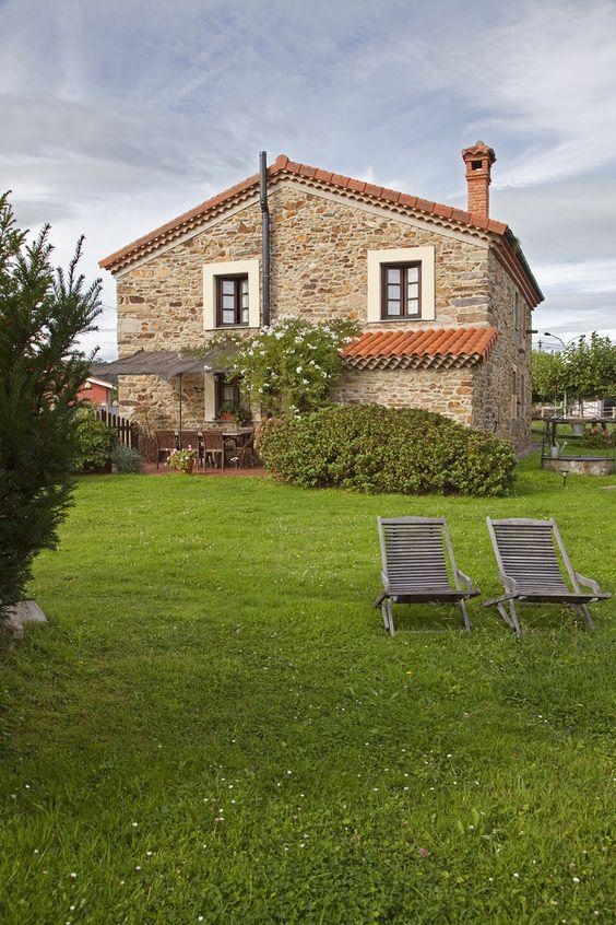 En Lamuño, rodeados de naturaleza. #Turismo rural #Cudillero #Asturias