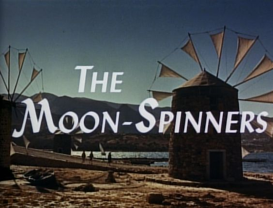 The Moon Spinners http://www.house2book.com:
