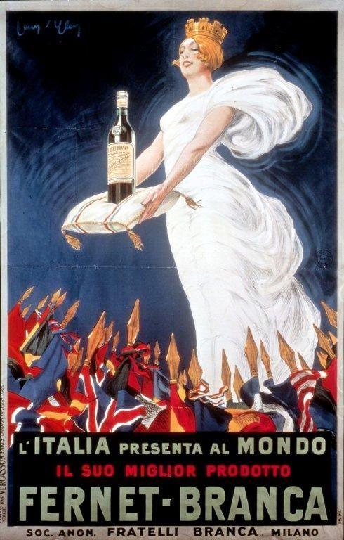 Fernet Branca.: