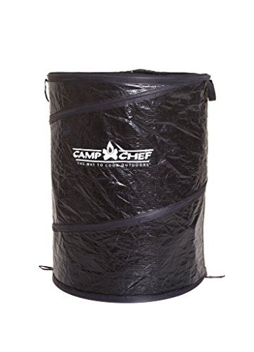 Camp Chef Gcan Collapsible Camping Garbage Can Black 26 Https Www Amazon Com Dp B0074vbcza Ref Cm Sw R Pi Dp U X Mtwmab Garbage Can Camp Chef Trash Cans