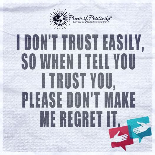 Don't make me....