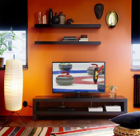 ikea lack tv stands and smart furniture on pinterest. Black Bedroom Furniture Sets. Home Design Ideas