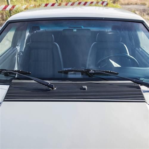 Mustang Cowl Vent Grille And Lower Windshield Molding Kit 83 93 Mustang Fox Body Mustang Windshield
