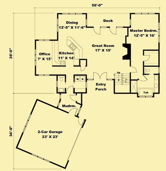 Home Plans Architectural House Plans And Floor Plans On