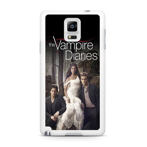 The Vampire Diaries Samsung Galaxy Note 4 Case