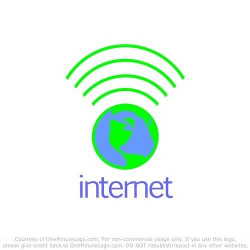 Internet Logo Logo Design Free Logo Psd Logo Design