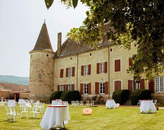 chteau de varennes quincie en beaujolais 69430 location de salle de mariage - Salle Mariage Beaujolais