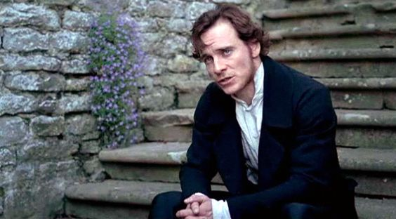 """This is the scene when he's all like """"I came home with my heart sore and soul withered. Then I met a gentle stranger...."""" and all like """"I'm asking what Jane Eyre would do to secure my happiness!"""" and then he's all like """"...... You transfix me quite."""" and then I have a fit of giggles."""
