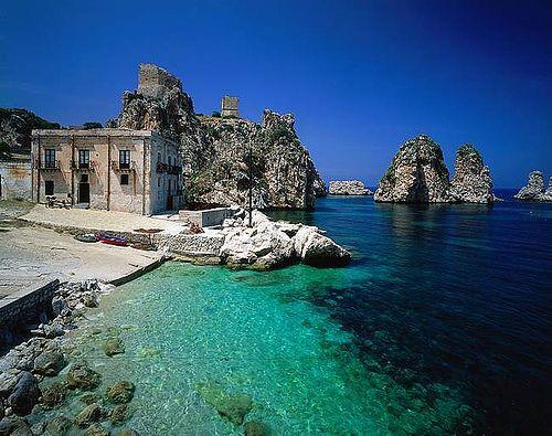 Favignana, Tonnara, #Sicily #Sicilia #Italy