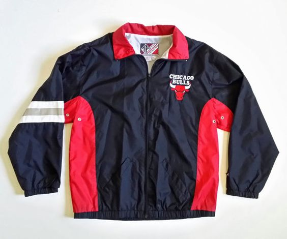 Bulls Windbreaker Jacket | Outdoor Jacket