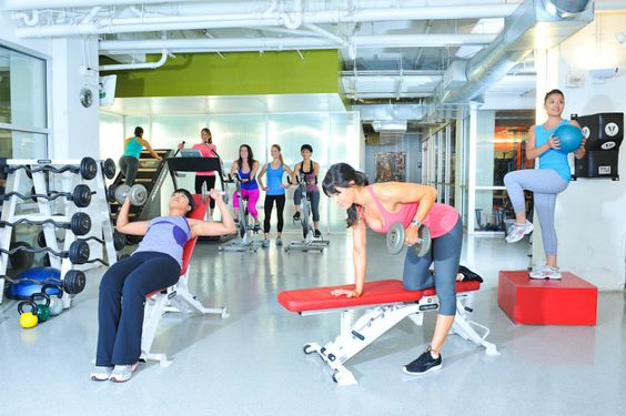 Enjoy a fun and stress-free workout with Aire Urban Fitness.