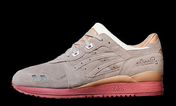 Re-scheduled for Saturday 7th March. ASICS x Packer Gel Lyte III 'Dirty Buck' http://thesolesupplier.co.uk/products/packer-shoes-x-asics-gel-lyte-iii-dirty-buck/