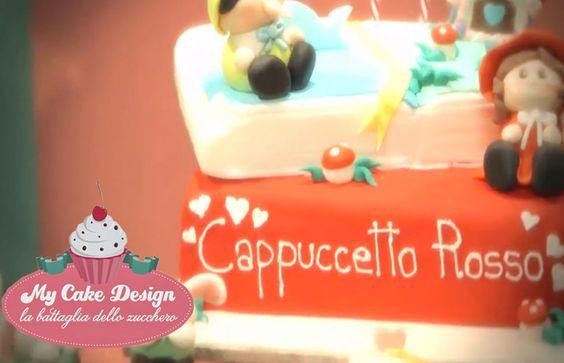 Torta di compleanno per bambini Segui la terza puntata di My Cake Design La Battaglia dello Zucchero. Scopri la bibbia mondiale del Cake Design!