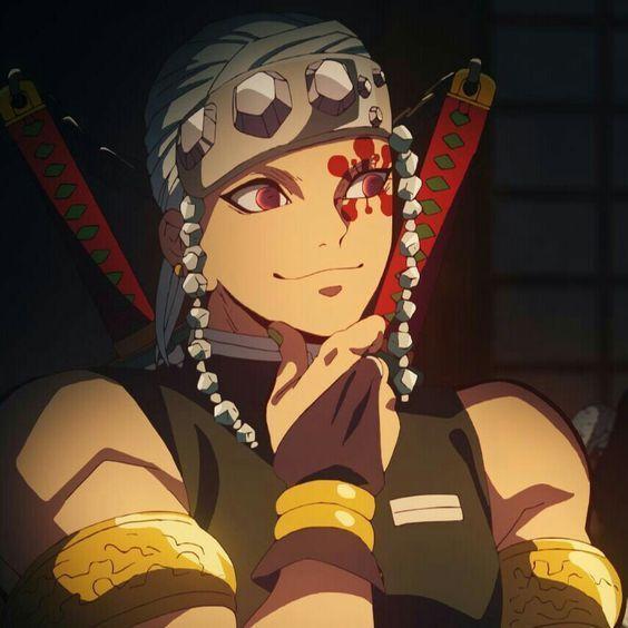 Uzui Tengen In 2020 Anime Demon Anime Characters Slayer Anime Contact uzui tengen • demon slayer on messenger. pinterest