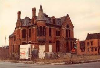 Detroit Abandoned Buildings