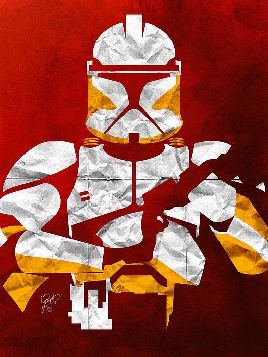 Star Wars Trooper Prints!