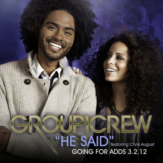 Group One Crew S He Said Is Amazing Christian Singers