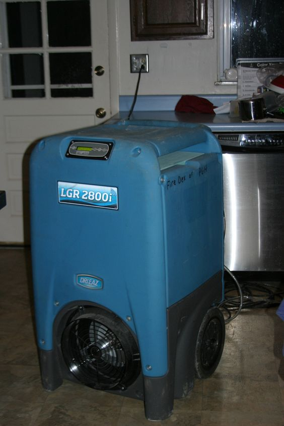 A dehumidifier reduces the humidity level in the air by extracting moisture from it.  #dehumidifier #rentals