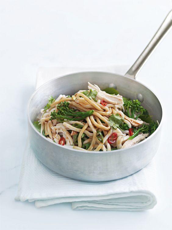 Minimalism, Chicken noodles and Donna d'errico on Pinterest