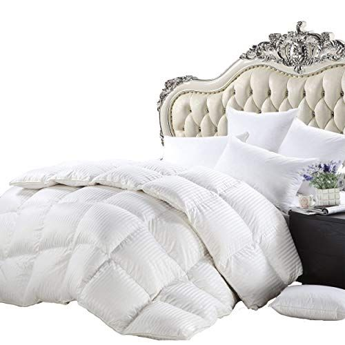 Luxurious Kingcalifornia King Size Siberian Goose Down Comforter
