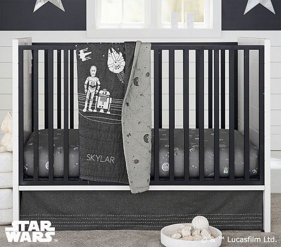 Star Wars Baby Bedding Star Wars Nursery Baby Boy Bedding
