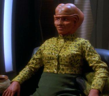 Alien females of star trek deep space nine | Star Trek - Deep Space Nine - Ferengi - Female - woman
