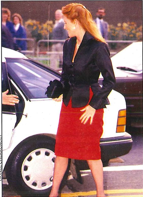 Fergie looking stylish. Image via Pinterest.