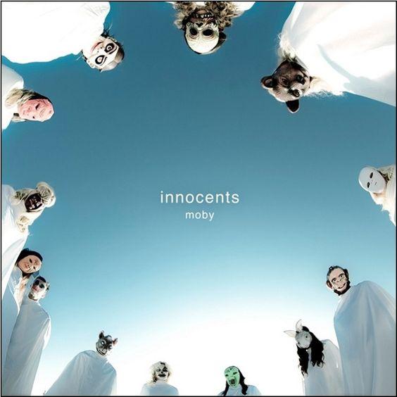 Moby Innocents Vinyl 2lp