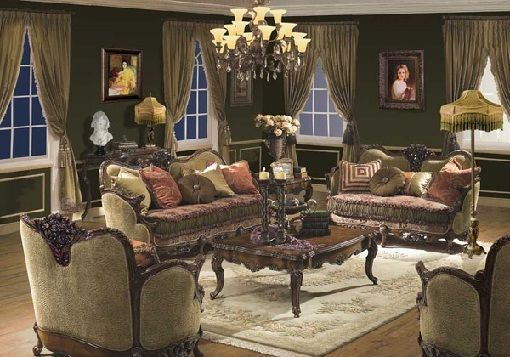 Baroque Decor Ideas For The Living Room Living Room Designs