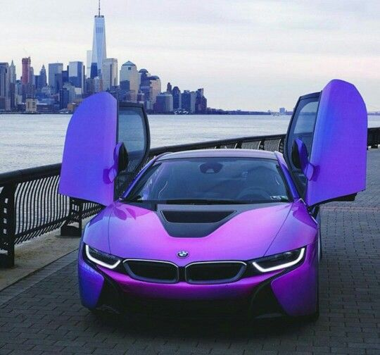 I Would Definitely Want To Drive This Car Purple Vehicles