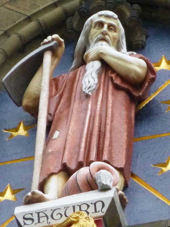 Roman God Saturn Title God Of Time Greek Name Cronos