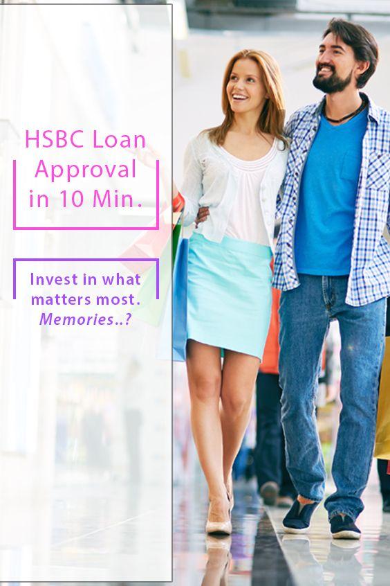 Hsbc Personal Loan Personal Loans Loan Hsbc