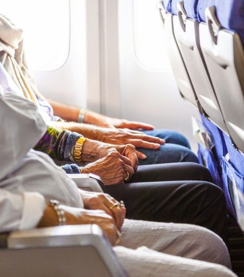 Senior Citizen Concession on Air Travel