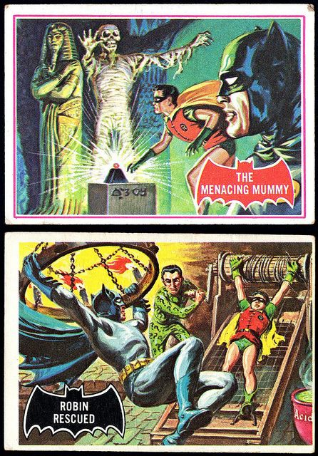 1966 Trading Cards