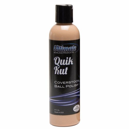 Ultimate Bowling Quik Kut Sand Polish 8 Oz Should Be Used On A Ball Spinner Only Bowling Accessories Bowling How To Make Shoes