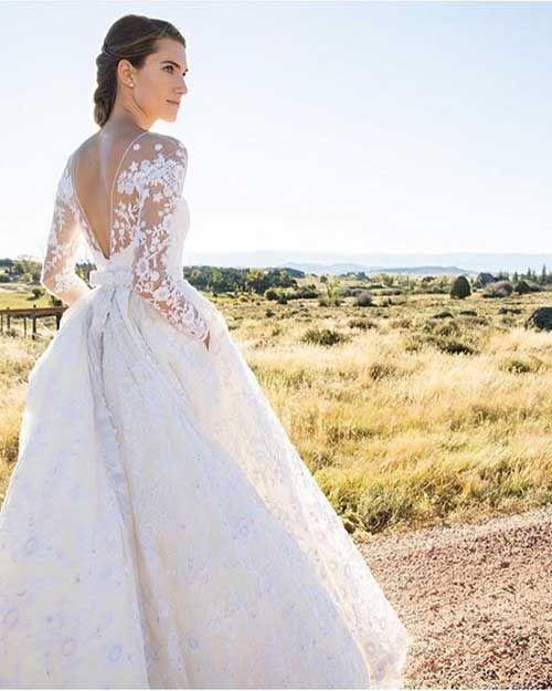 Conheça O Vestido De Noiva Mais Lindo Do Mundo Noivas